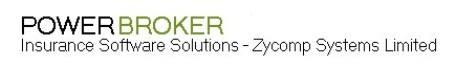 Power Broker Insurance Software - Zycomp
